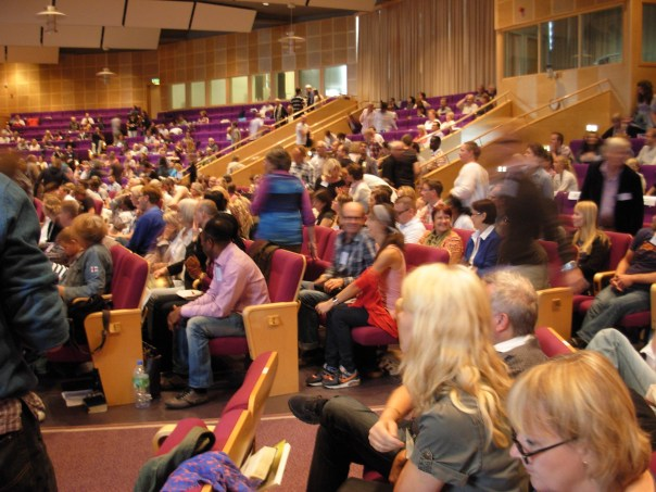 Konferensdeltagare
