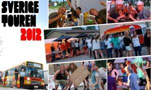 Sverigetouren 2012!