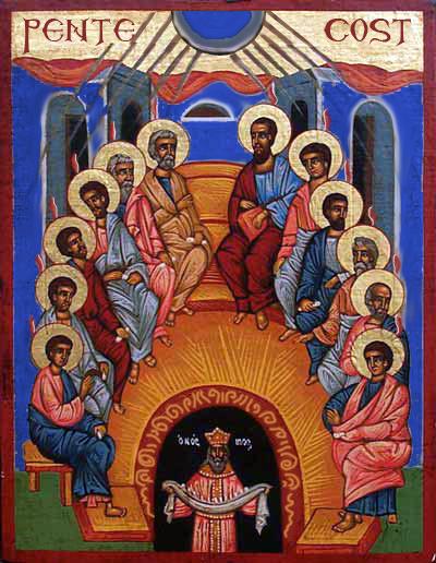 Ol' good pentecost