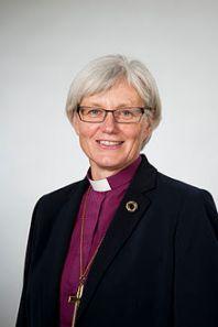 Biskop Antje Jackelén