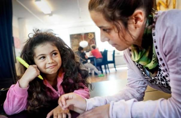 Den ideella föreningen Fyrisgården startade en verksamhet för romska barn från Rumänien våren 2014. I somras lades det dock ned på grund av bristande resurser. Foto: Emma Eriksson/UNT