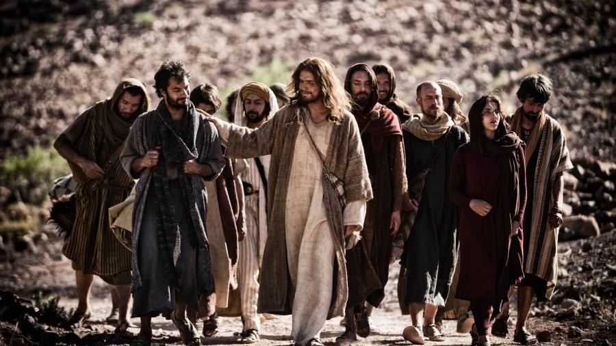 Bild från miniserien The Bible