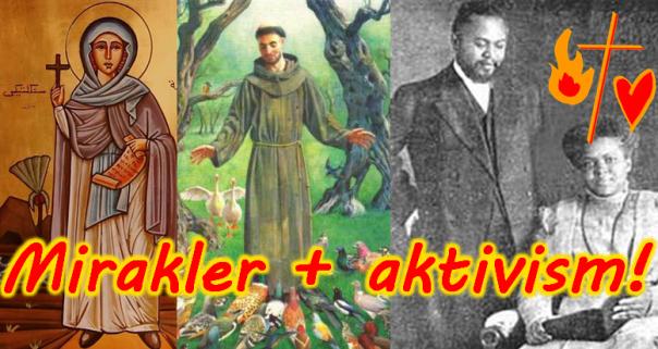 mirakler plus aktivism