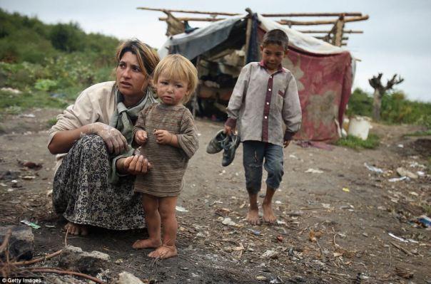 Romer i Rumänien