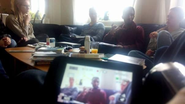 Sirak undervisar om gatuevangelisation