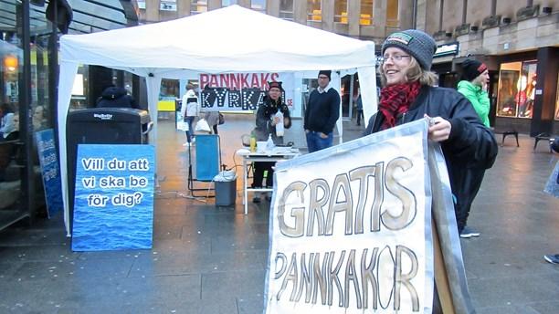 Foto: Magnus Arvidsson, Sveriges Radio