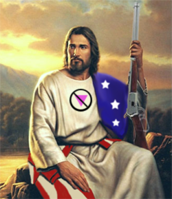 patriot jesus