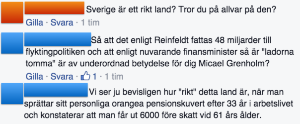 Sverige rikt?