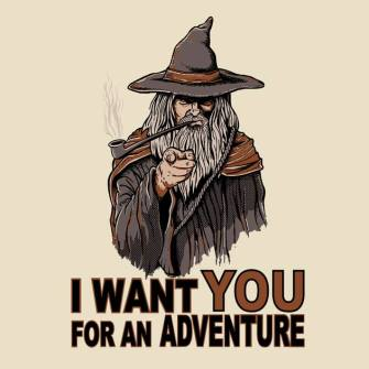 gandalf wants you