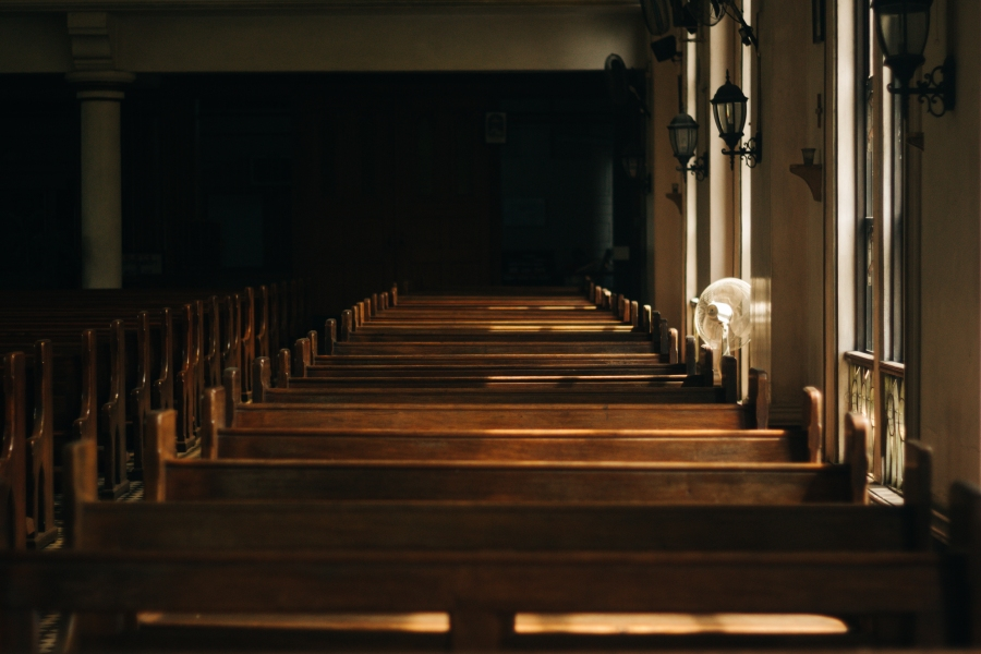 kyrkobyggnad