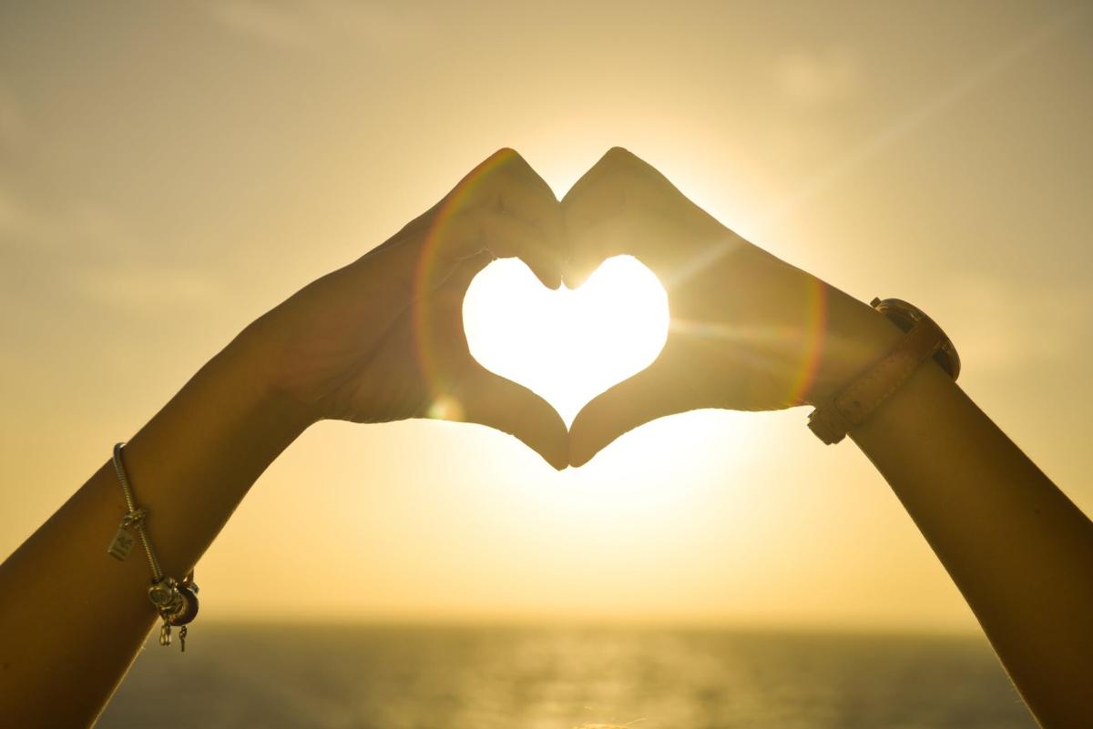 Vad kärlek egentligen handlar om