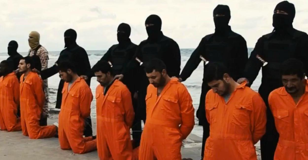 Varför vill en kristen debattör att kristna ska dödas?