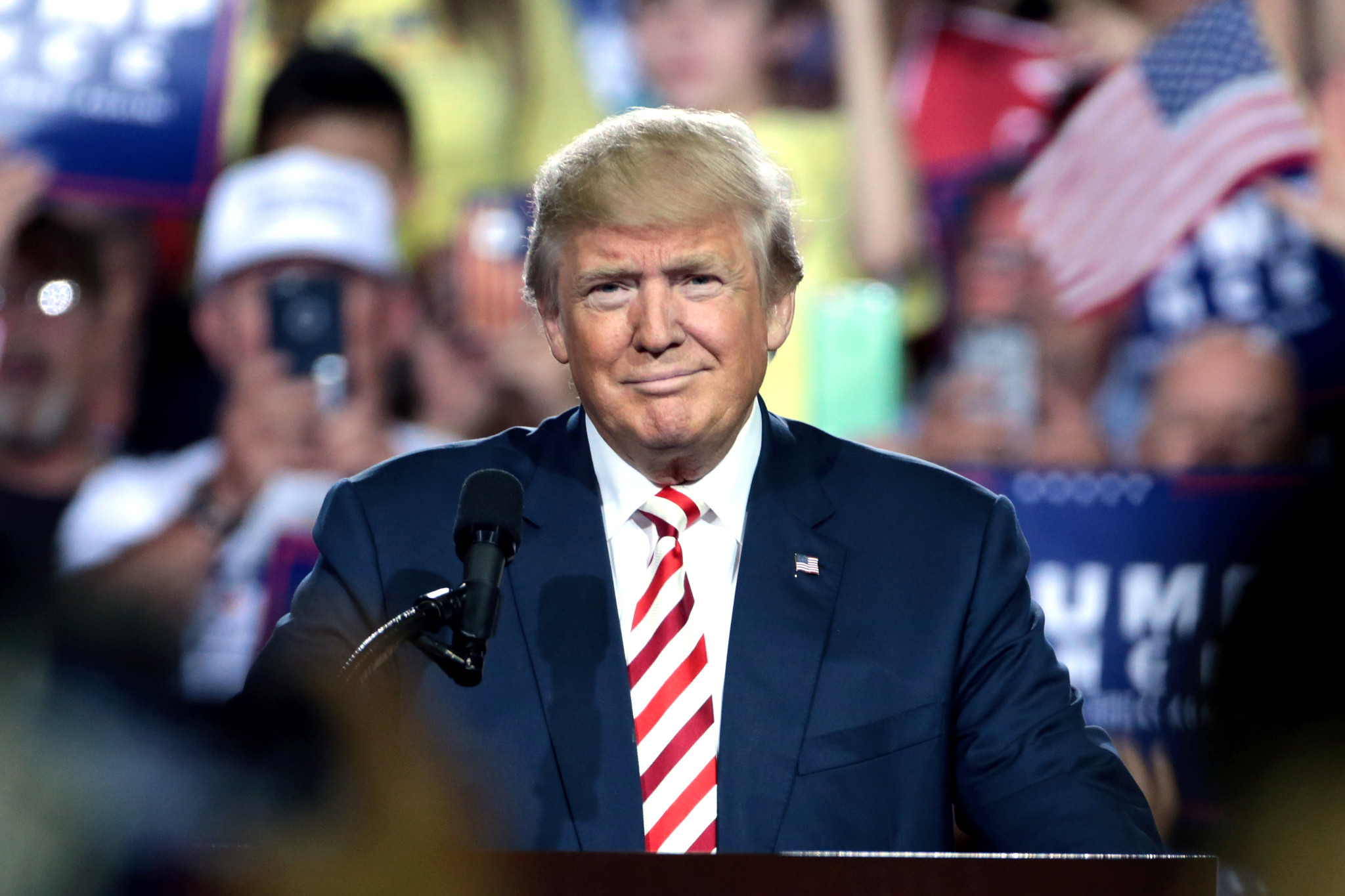 Vad har Trump med danska evangelister att göra?