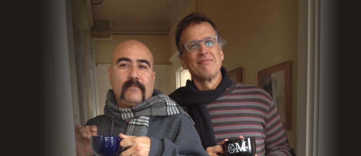 Intervju med karismaktivisten Bob Ekblad