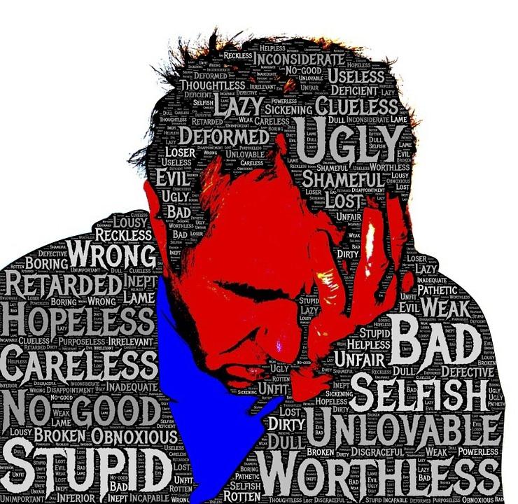 Shame hopelessness worthlessness