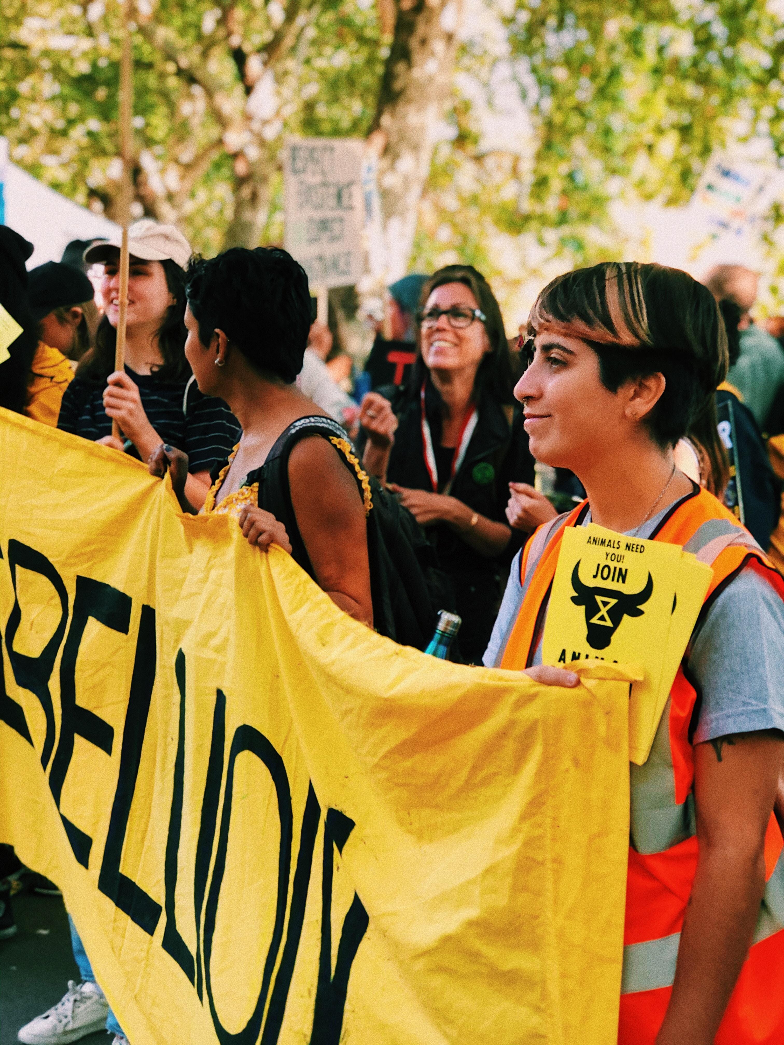 Varför Extinction Rebellion Sverige är värda Martin Luther King-priset