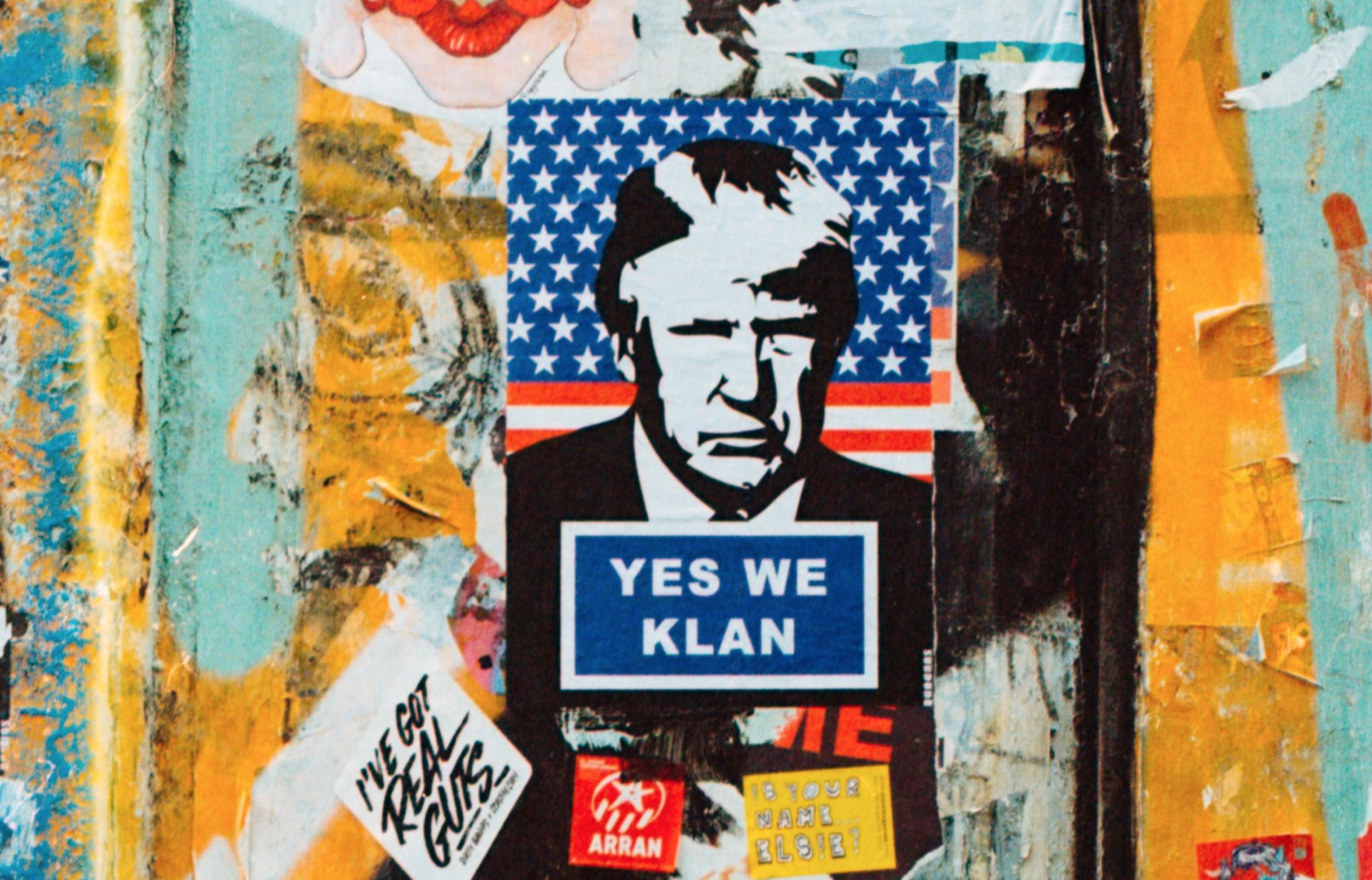 Kristna som stöttar Trump uppfattas som hycklare