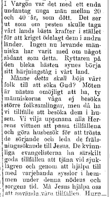 Lewi Pethrus 1918