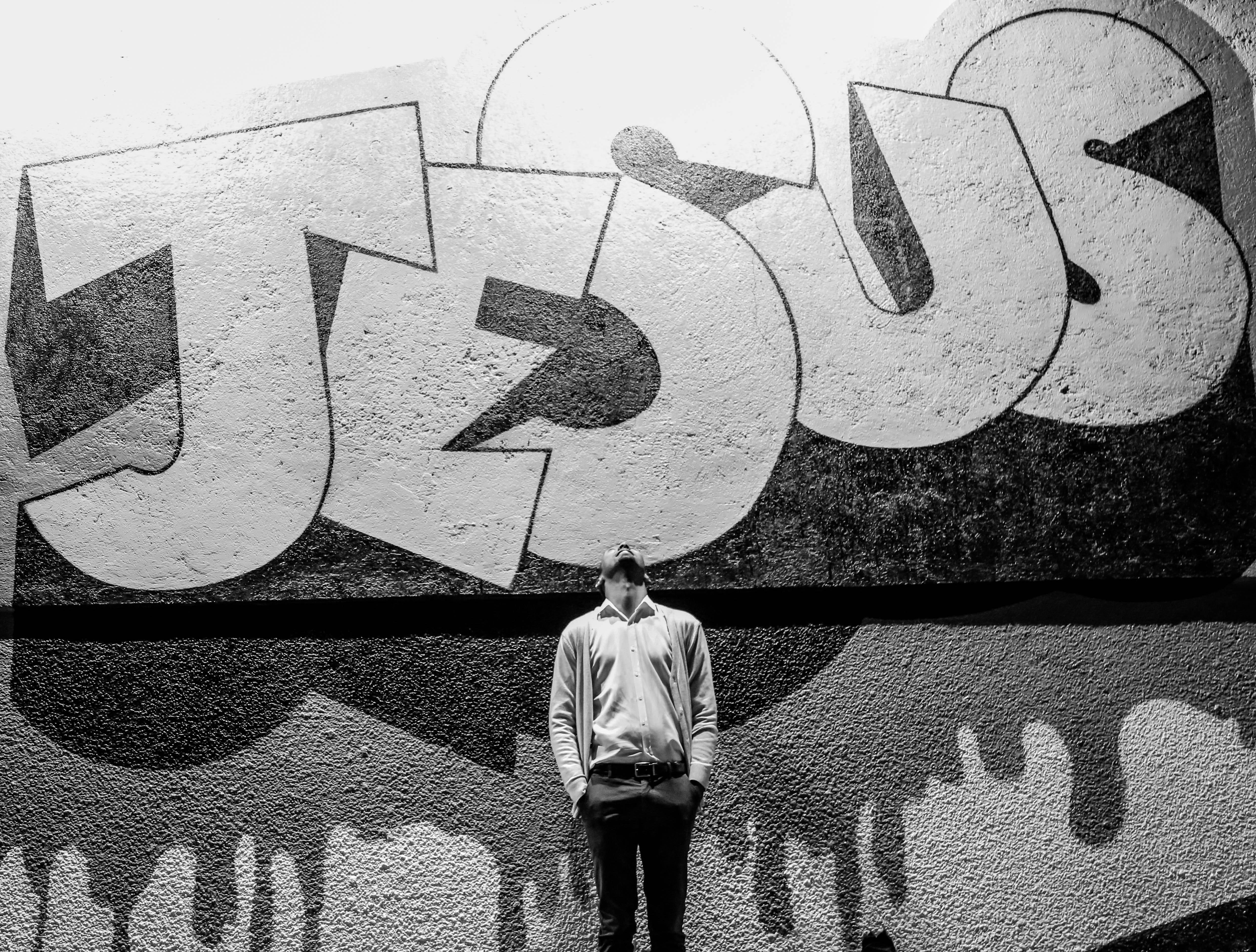 Tre praktiska sätt att bygga en Jesuslik karaktär